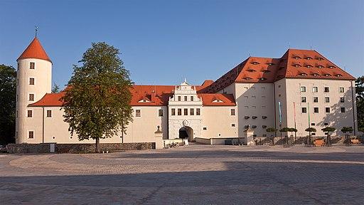 Schloss Freudenstein Freiberg