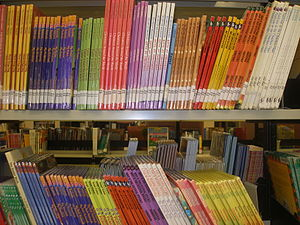 National Library of New Zealand - Books in the Schools Collection