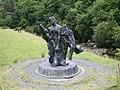 Sculpture by the Afon Elan - geograph.org.uk - 888266.jpg
