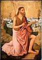Scuola dell'italia meridionale, san giovanni battista, 1480-90 ca. (fi, antichità sandro morelli).JPG