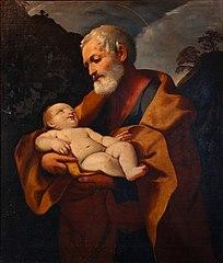 Św. Józef z Jezusem