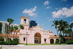 Seaboard Air Line Train Station West Palm Beach (8741269108)
