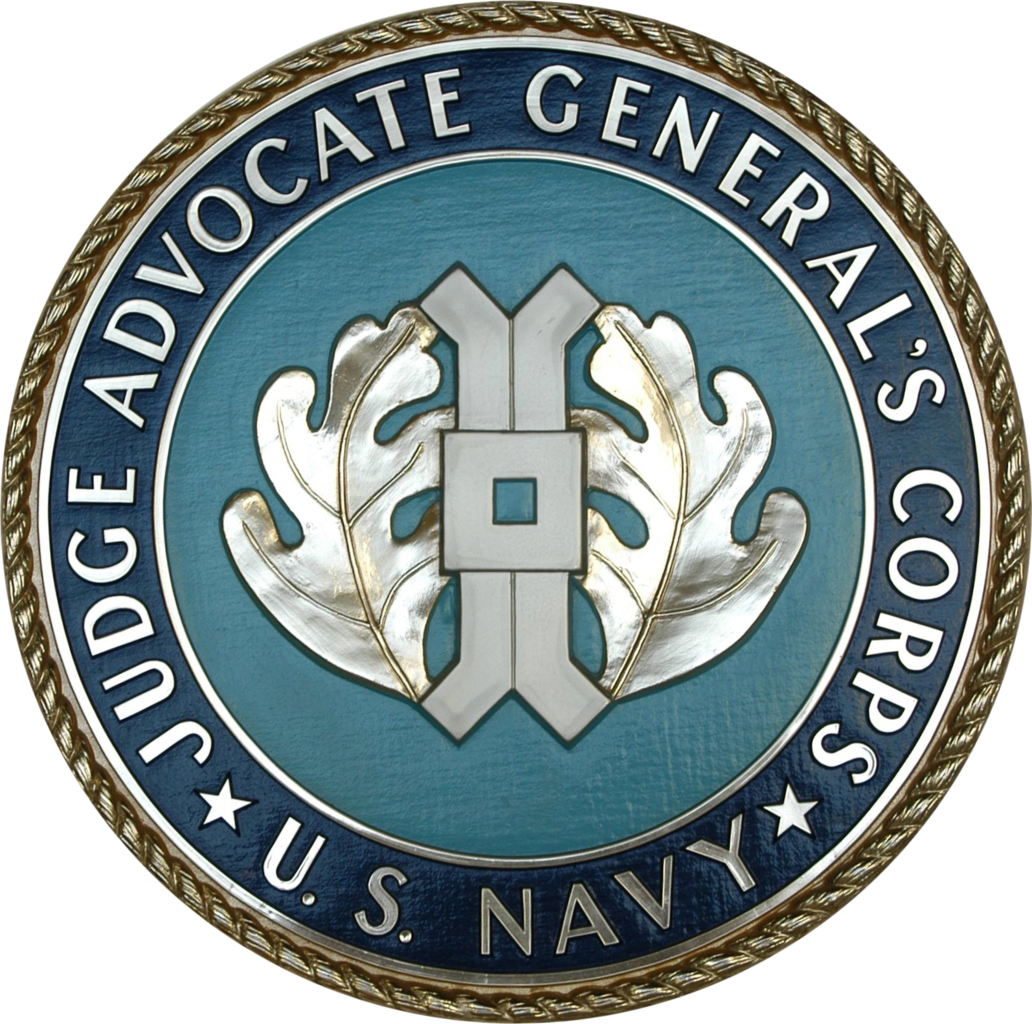 Marine Judge Advocate: File:Seal Of The United States Navy Judge Advocate General