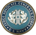 Seal of the United States Navy Judge Advocate General's Corps.png