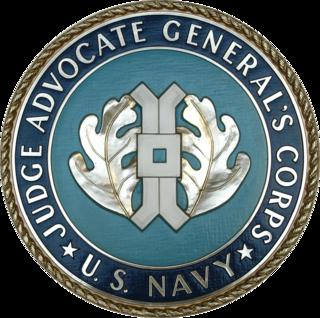 Judge Advocate Generals Corps, U.S. Navy