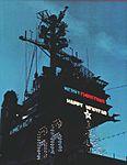 Season greetings on USS America (CVA-66) c1969.jpg