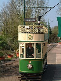 Seaton Tram Number 6 - geograph.org.uk - 530075.jpg