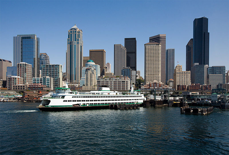 File:Seattle Ferry.jpg