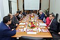 Secretary Kerry meets with Indian CEOs after addressing Vibrant Gujarat Summit.jpg