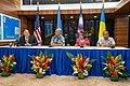 Secretary Pompeo Holds Joint Press Availability in Kolonia (48462066107).jpg