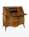Sekretär, 1700-tal - Hallwylska museet - 110116.tif