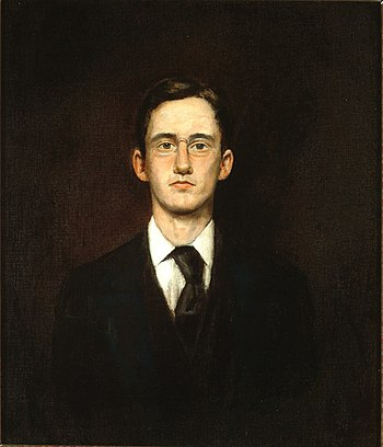 English: Self-Portrait, 1890 John Sloan (1871-...