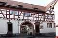 Seligenstadt Grosse Rathausgasse 1-3 SW.jpg