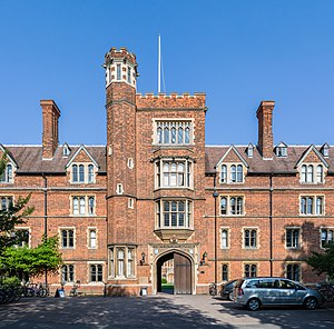 Selwyn College, Cambridge - Selwyn College Tower