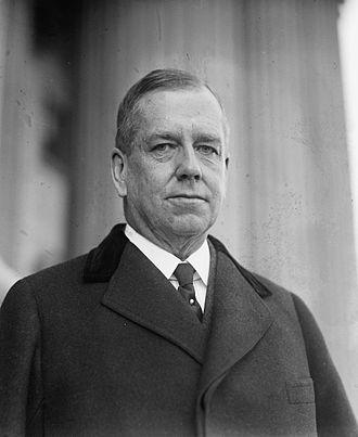 Frederic M. Sackett - Image: Senator Elect Frederick M. Sackett of Kentucky, December 11, 1924