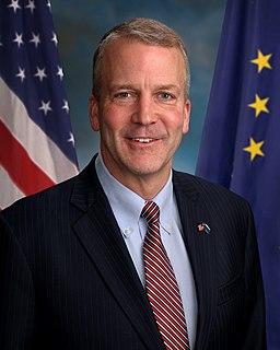 Dan Sullivan (U.S. senator) United States Senator from Alaska