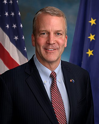 United States congressional delegations from Alaska - Image: Senator Dan Sullivan official