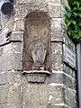 Senlis - Statue de Sainte-Prothaise 02.jpg