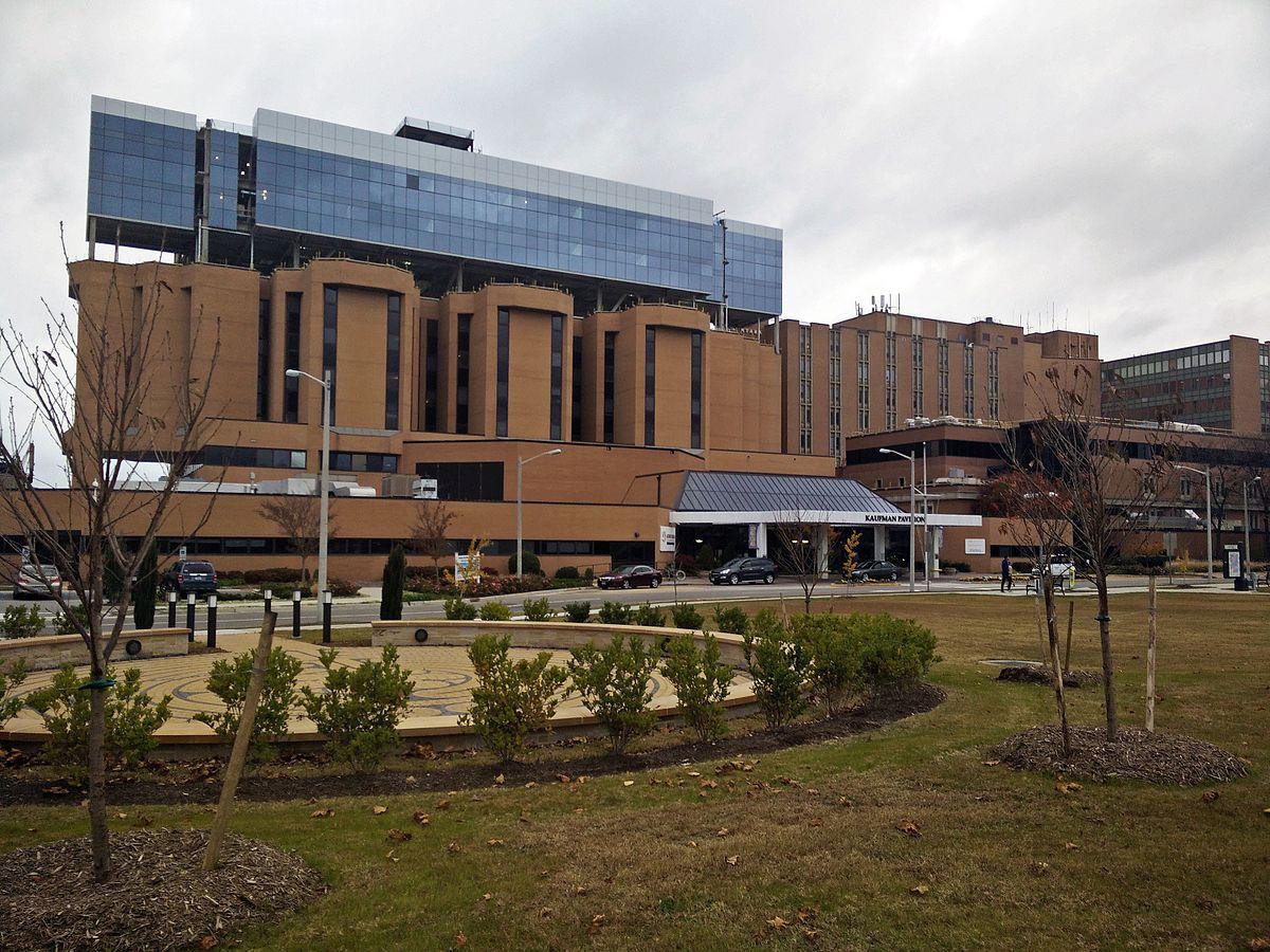 Virginia Hospital Center Emergency Room
