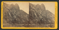 Sentinel Rock, (3270 ft. above Valley) from Merced River, by John P. Soule.png