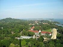 Sentosa viewed from the Carlsberg Sky Tower, Singapore - 20060716-03.jpg