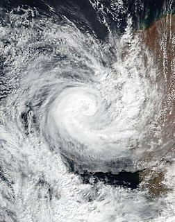 Cyclone Seroja Category 3 Australian region cyclone in 2021