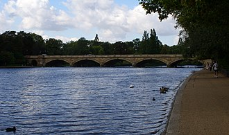Swimming at the 2012 Summer Olympics – Men's marathon 10 kilometre - The race was held in the Serpentine lake