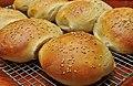 Sesame seed hamburger buns.jpg