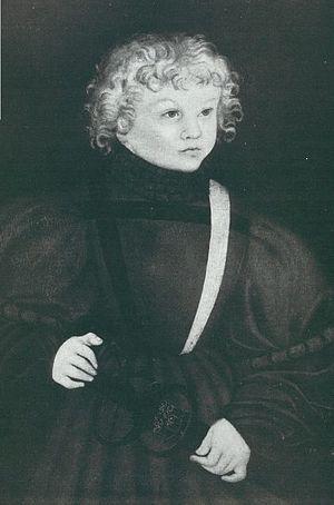 Severinus of Saxony
