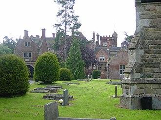 William Wollaston - Shenton Hall, Leicestershire