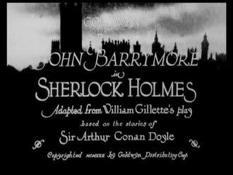 Dosiero: Sherlock Holmes (1922). ŭebm