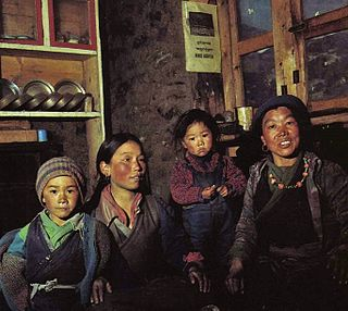 Sherpa people ethnic group from the most mountainous region of Nepal