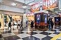 Shibuya Station Access to Tokyu Department Store 202003.jpg
