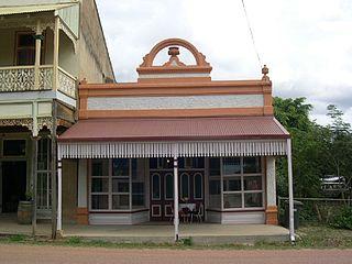 Shop adjacent to Thorps Building