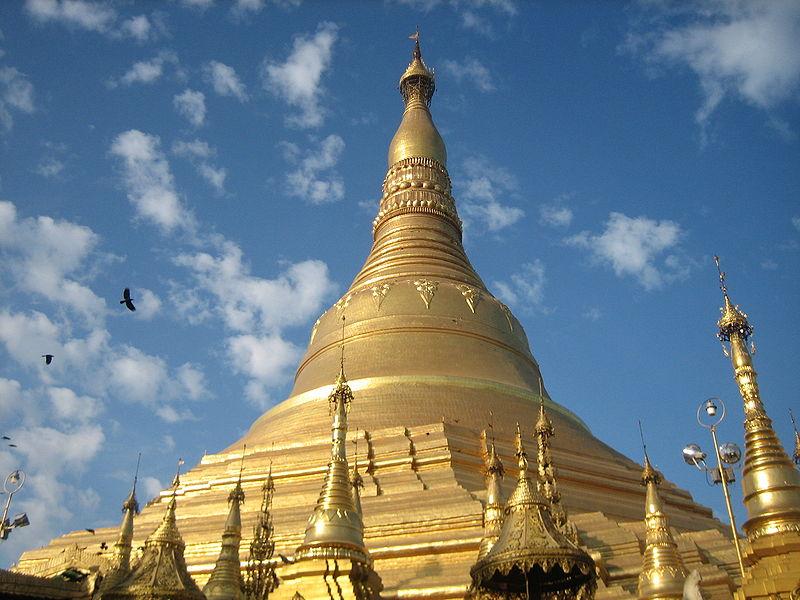 Shwedagon (S. VI)