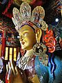 Side profile, Maitreya Buddha, Thiksay Monastery - 2.jpg