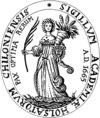 Seal of the University of Kiel