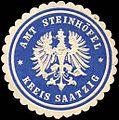 Siegelmarke Amt Steinhöfel - Kreis Saatzig W0214290.jpg