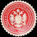 Siegelmarke Filiale der Kaiserlich Königlich Preussisch Österreichischen Creditanstalt für Handel & Gewerbe in Brünn W0205066.jpg