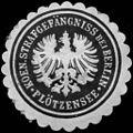 Siegelmarke Koenigliche Strafgefängniss bei Berlin - Plötzensee W0216795.jpg