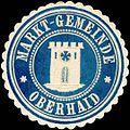 Siegelmarke Markt-Gemeinde Oberhaid W0318448.jpg