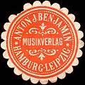 Siegelmarke Musikverlag Anton J. Benjamin.jpg