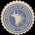 Siegelmarke Siegel des Magistrats zu Sternberg-Mecklenburg W0343038.jpg