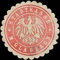 Siegelmarke Stadtkasse München-Gladbach W0392246.jpg