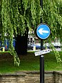 Signs in South Hampstead - geograph.org.uk - 879998.jpg