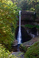 Silver Falls State Park - Middle North Falls (109 ft) (4277006150).jpg