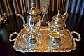 Silver plated Oneida tea set.jpg