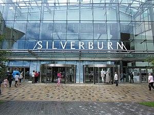 Silverburn Shopping Centre - Image: Silverburn Shopping Centre, Glasgow