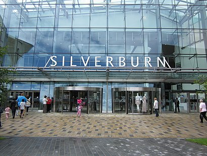 How to get to Silverburn with public transport- About the place