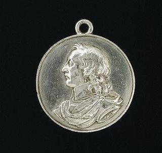 Thomas Simon English medallist